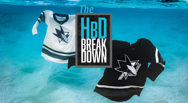 Hbd Breakdown 2019 All Star Game Jerseys Hockey By Design