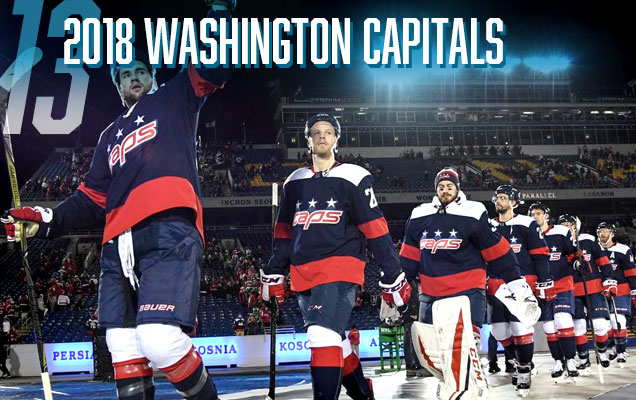 2ef5ed84210 ... Worst to First Jerseys: New Jersey Devils. The Capitals enter this list  at 13, with a jersey that's unbalanced, too minimalist, and a missed  opportunity ...