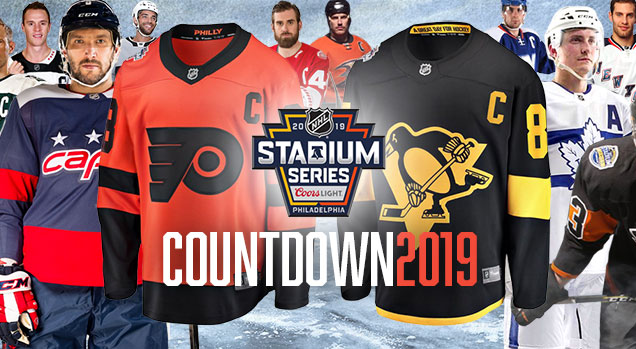 952cc9dbc It s that time of the year again…the annual Stadium Series featuring 4  games 2 games 1 game on February 23