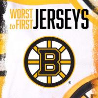 504d27d59bd Worst to First Jerseys: Boston Bruins