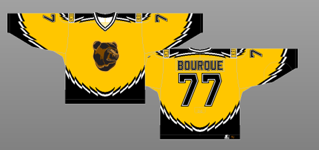 online retailer 93f3a d2cb7 Worst to First Jerseys: Boston Bruins | Hockey By Design