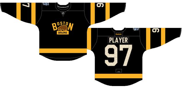 online retailer 35d06 ddacc Worst to First Jerseys: Boston Bruins   Hockey By Design