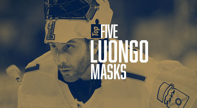 Top 5 Roberto Luongo Masks Hockey By Design