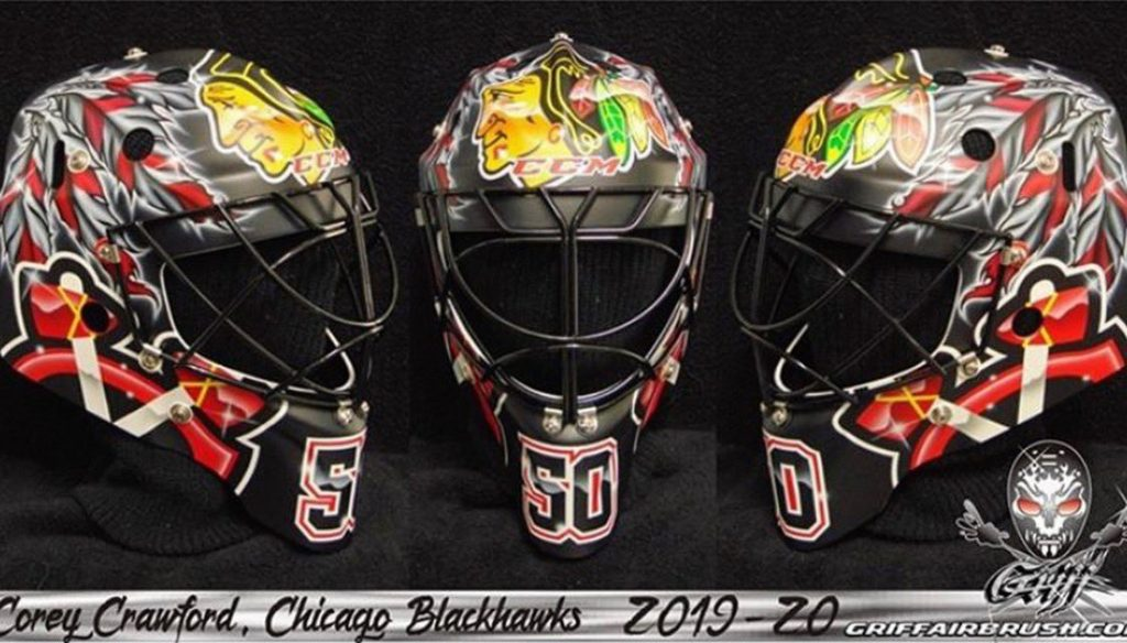 Hbd Masks 2019 20 Western Conference Bucket Preview Hockey By Design