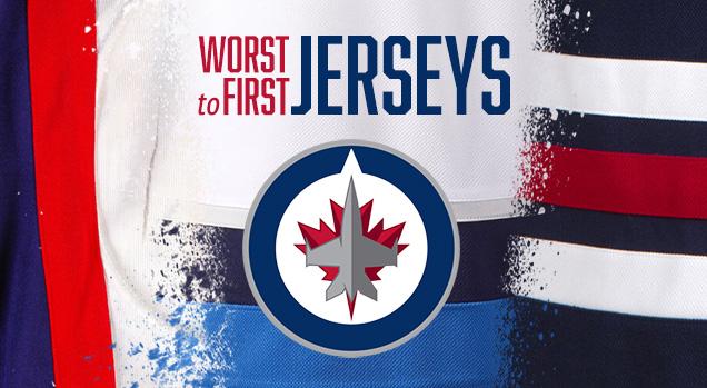 Worst To First Jerseys The Winnipeg Jets Hockey By Design